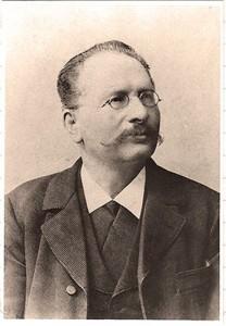 Jakob Fromberger Gründer und erster Kapellmeister der Musikkapelle Bayrischzell im Jahre 1867