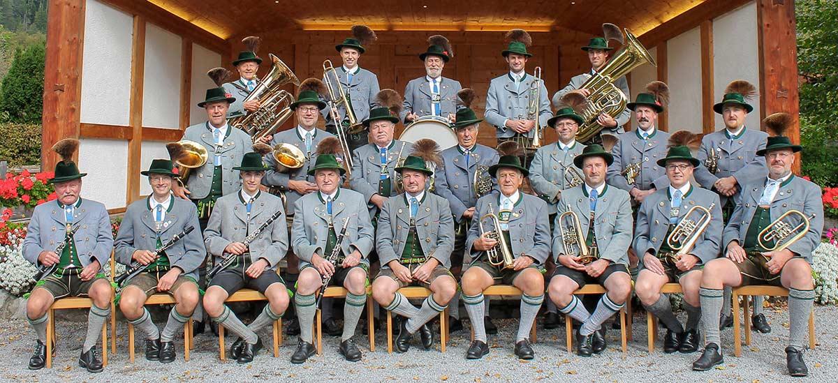 Musikkapelle-Bayrischzell 2016